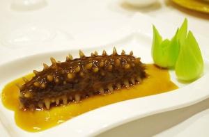 sea-cucumber